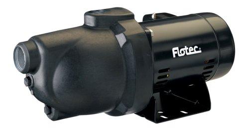 Flotec FP4012-00L 1/2 HP Shallow Well Pump Jet