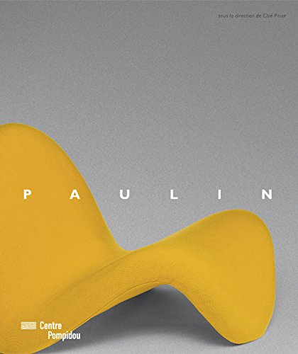 Pierre Paulin | Catalogue de l'exposition
