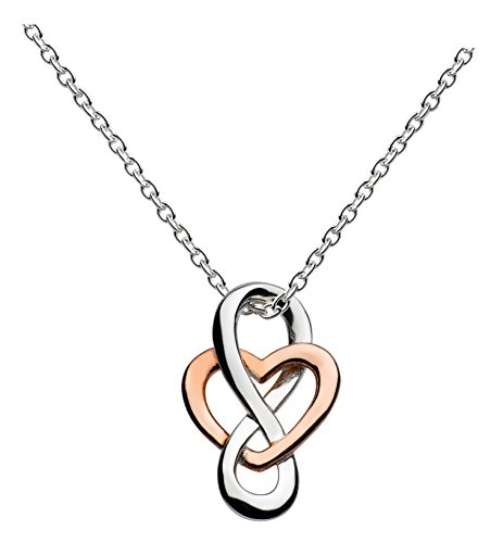 heritage-sterling-silver-and-rose-gold-plated-celtic-looped-heart-necklace-of-length-457-cm