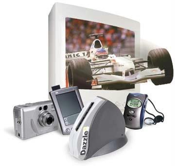Dazzle LA USB 2 0 SmartMedia Reader DM-22100B000098XO0