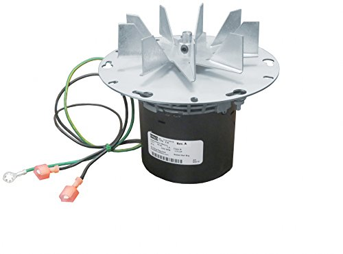 Lopi & Avalon Exhaust Combustion Blower Motor Assembly 6