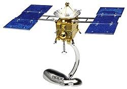 1/32 スペースクラフトシリーズ No.SP 小惑星探査機 はやぶさ<br> 特別メッキ版 【Amazon.co.jp限定販売】