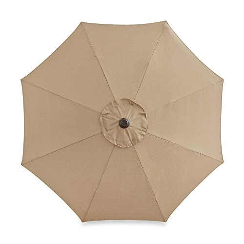 7-foot-round-fabric-heavy-duty-bistro-outdoor-aluminum-patio-umbrella-natural