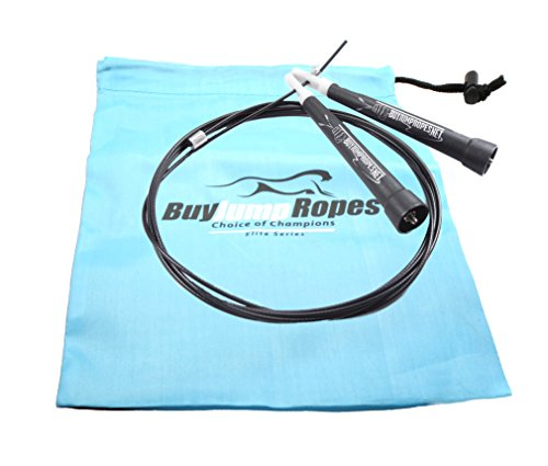 Ultra Speed Cable Rope - For Double Unders -