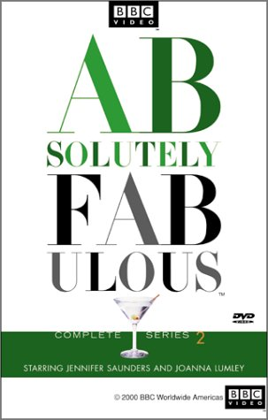 Absolutely Fabulous Complete Series 2 [DVD] [1992]