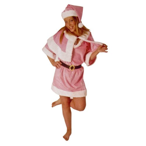 Ladies Christmas Fancy Dress Range - Miss Santa