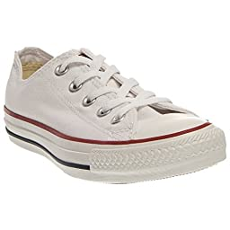 Converse CT OX All Star Sneaker Optical White Womens 7.5 M US