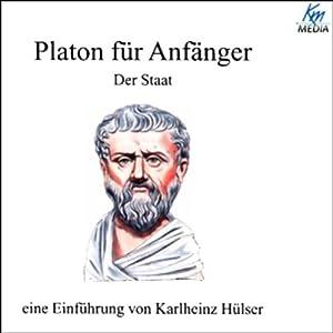 Platon für Anfänger Hörbuch