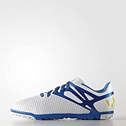 Adidas MESSI 15.3 Youth Turf Cleats [Football White] (2)