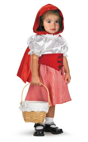 Infant Little Red Riding Hood Costume (Sz: 12-18M)