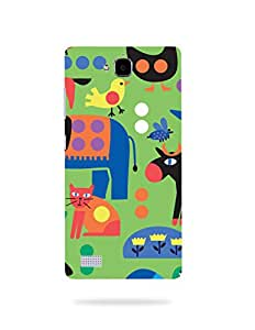 alDivo Premium Quality Printed Mobile Back Cover For Huawei Honor 3C / Huawei Honor 3C Back Case Cover (KT515)