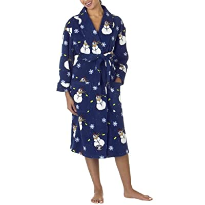 eBay - Las Juniors Cozy Microfleece Footie Pajamas pjs M