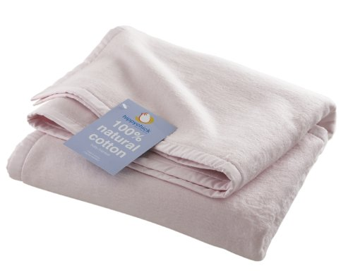 hippychick-couverture-bambin-rose-pale-100-x-150-cm