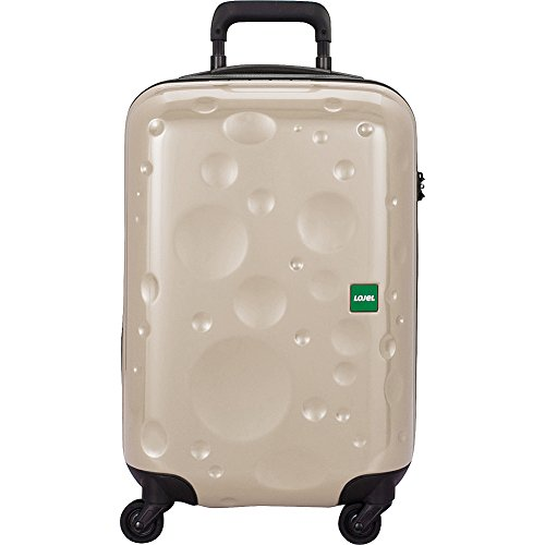 lojel-luna-small-carry-on-upright-spinner-champagne
