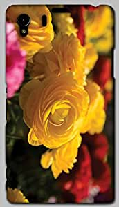 Timpax protective Armor Hard Bumper Back Case Cover. Multicolor printed on 3 Dimensional case with latest & finest graphic design art. Compatible with only Sony L39H / 39. Design No :TDZ-21258