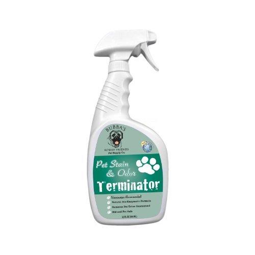 Bubbas Pet Carpet Cleaner The Pet Odor Eliminator And