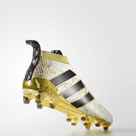 adidas ACE 16+ Purecontrol Stellar Pack FG Fußballschuh Herren 8.5 UK - 42.2/3 EU -