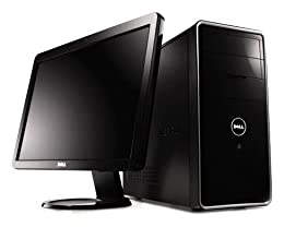 Dell Inspiron i560-5383NBK Desktop Piano Black