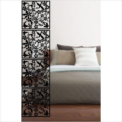 Sheets Sanctuary Decorative Room Panel