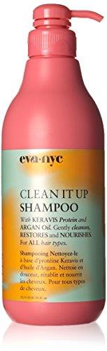 Eva Nyc Clean It Up Shampoo, 33.8 Ounce