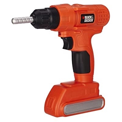 Black and Decker Jr Electronic Tool, Drill