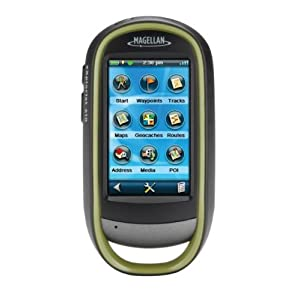 Magellan eXplorist 610 Waterproof Hiking GPS $300