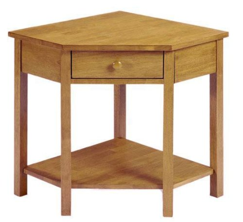 Buy Low Price Mission Style Square Side End Table With