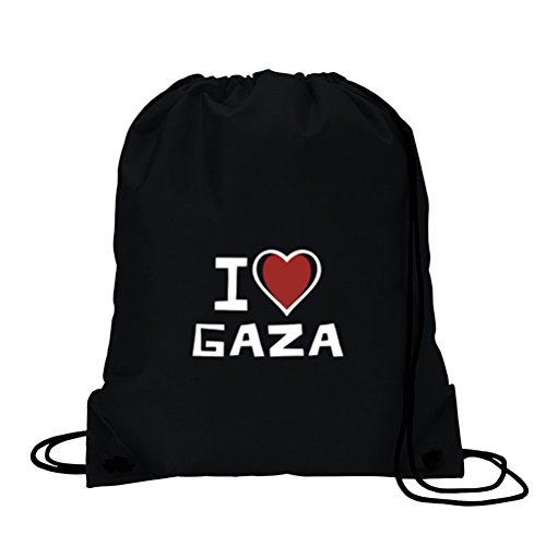 I love Gaza スポーツバッグ