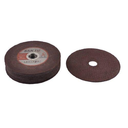 Amico 20 Pcs 46 Grit Abrasive Grinding Cutting Wheel Disc 105mm x 1.2mm x 16mm