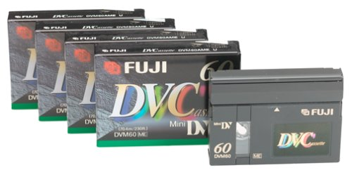 1x5 Fujifilm DV-C 60