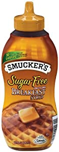 Smuckers Sugar Free Breakfast Syrup 145-ounce Pack Of 6 by Smucker's