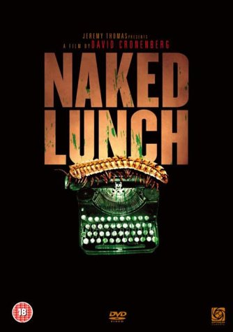 Naked Lunch [DVD] [1992]
