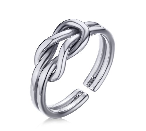 vnox-womens-girls-stainless-steel-double-knot-love-infinity-band-wedding-engagement-promise-ring-sil