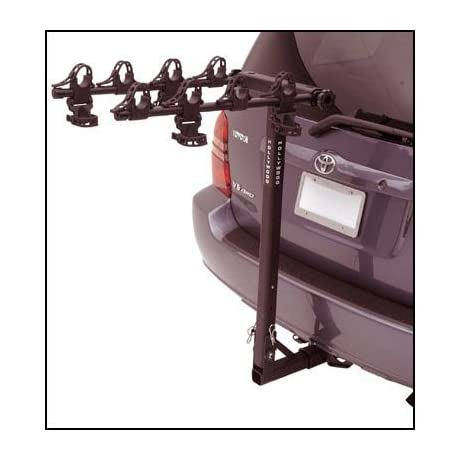 Hollywood Racks Traveler 5 Bike Hitch Rack (2 inch) - HR9200