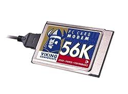Viking FM56KPA 56K PC Card Fax/Modem