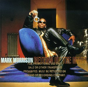 MARK MORRISON - Return Of the Mack (CD Maxi Single) - Zortam Music