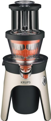 Krups Zb500e Infinity Slow Juice Extractor : KRUPS ZB500E Infinity Slow Juice Extractor with 2 ...