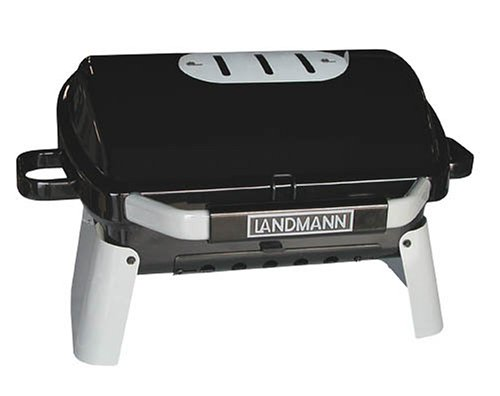 Landmann 610101 Portable Tabletop Charcoal Grill