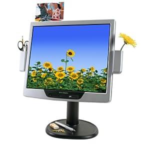 "Envision EN-7220 17"" LCD Monitor (Silver/Black)"