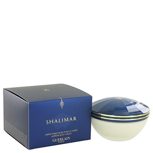 Shalimar Perfume By Guerlain 7 oz Body Cream For Women - 100% AUTHENTIC