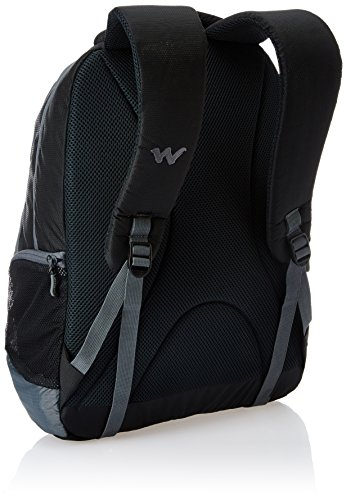 Wildcraft-Nylon-30-Ltrs-Black-Laptop-Bag