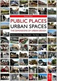 img - for Public Places Urban Spaces, The Dimensions of Urban Design 2nd (second) edition book / textbook / text book