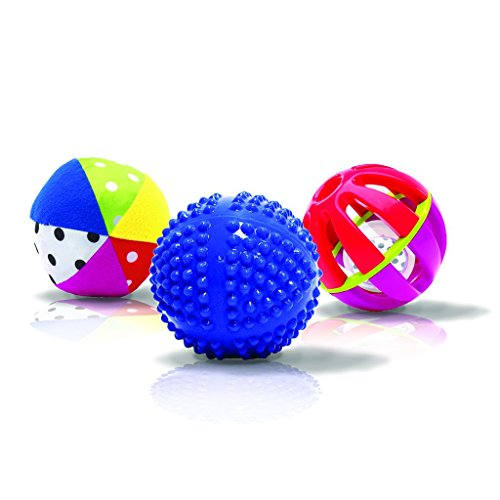 Sassy Developmental Sensory Ball Set
