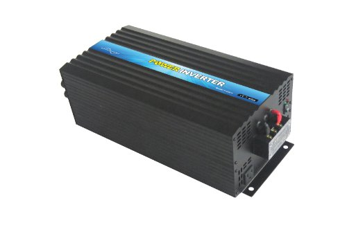 NIMTEK NL3000 Pure Sine Wave Off-grid Inverter, Solar Inverter 3000 Watt 48 Volt DC To 110 Volt AC (Power Inverter 48vdc To 120 Vac compare prices)