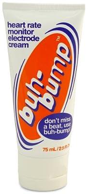 Buh-bump 25-ounce Heart Rate Monitor Electrode Cream from buh-bump