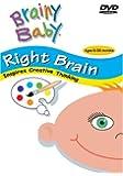 Brainy Baby Right Brain DVD (Classic Edition)