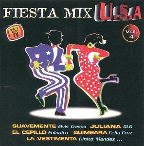 Various Artists - Fiesta Mix Usa 4 - Amazon.com Music