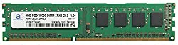 Adamanta 4GB (1x4GB) Memory Upgrade Dell Optiplex 780 MT Desktop PC DDR3 1333MHz PC3-10600 UDIMM 2Rx8 CL9 1.5v RAM