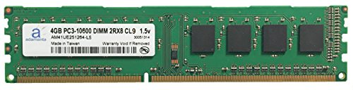 Click to buy Adamanta 4GB (1x4GB) Desktop Memory Upgrade for Acer Aspire MC605_W DDR3 1333 PC3-10600 DIMM 2Rx8 CL9 1.5v Notebook RAM - From only $39.99
