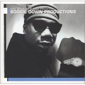 Boogie Down Productions - The Best Of B-Boy Records
